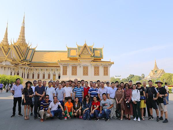 快大-柬埔寨旅游风采